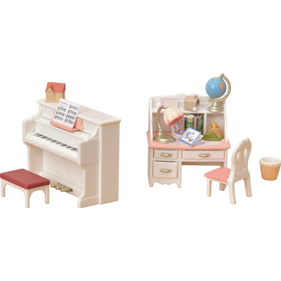5284 Pianoforte e Scrivania Set
